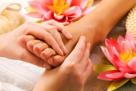 Hand and Feet Reflexology
