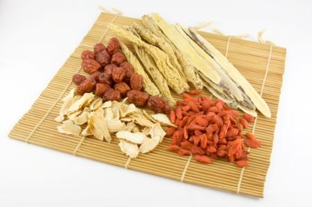 Notions on Potions - Chinese Herbs